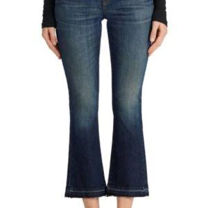 J Brand - Selena Mid-Rise Crop Boot Cut Size 32